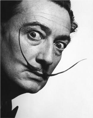 Salvador Dali, artiste à l'imagination foisonnante