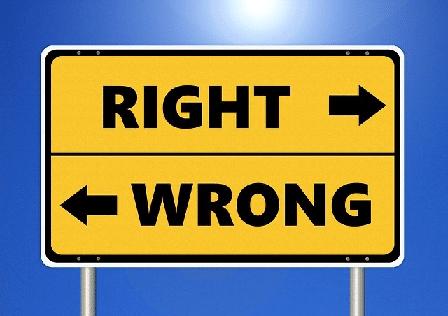 Dilemne pour prendre la bonne décision
