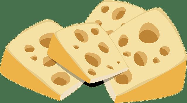 Le fromage représente les objectifs de chacun