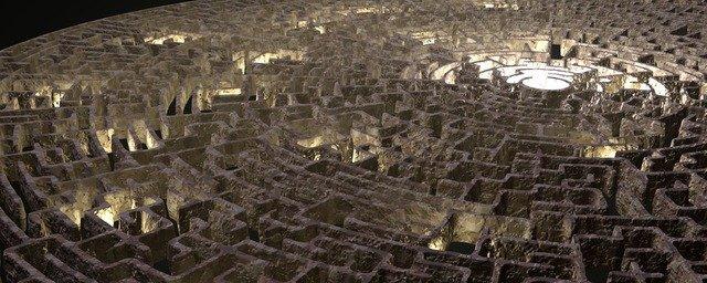 Labyrinthe de la vie