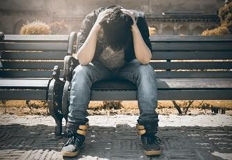 Les comportements inhabituels sont des symptômes de stress